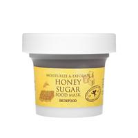 Honey Sugar Food Mask