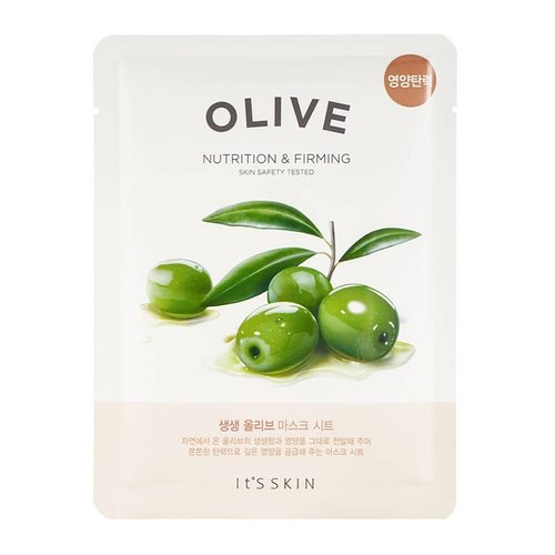It's Skin The Fresh Mask Sheet Olive 10 pcs