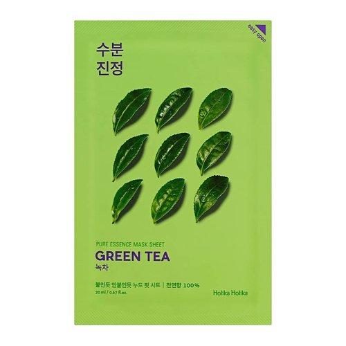 Holika Holika Pure Essence Mask Sheet Green Tea 10 pcs