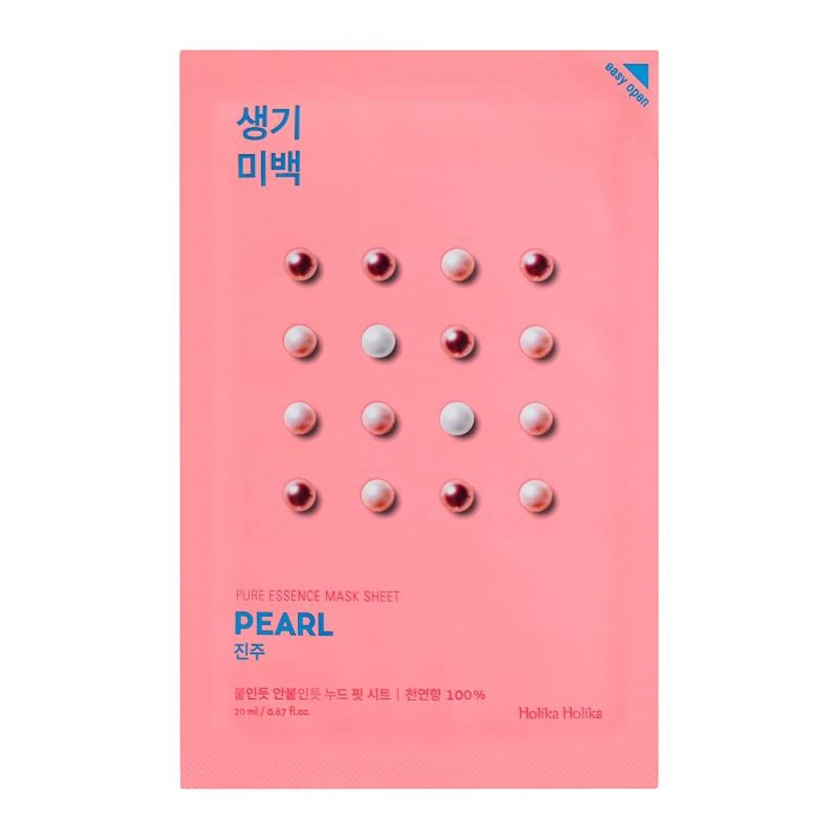Holika Holika Pure Essence Mask Sheet Pearl 10pcs