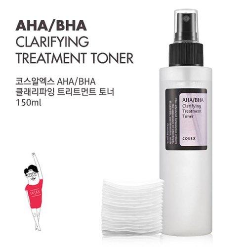COSRX AHA/BHA Clarifying Treatment Toner