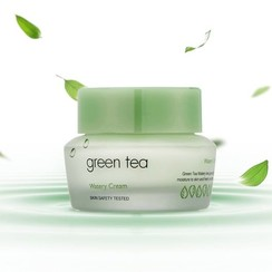 Green Tea Watery Cream