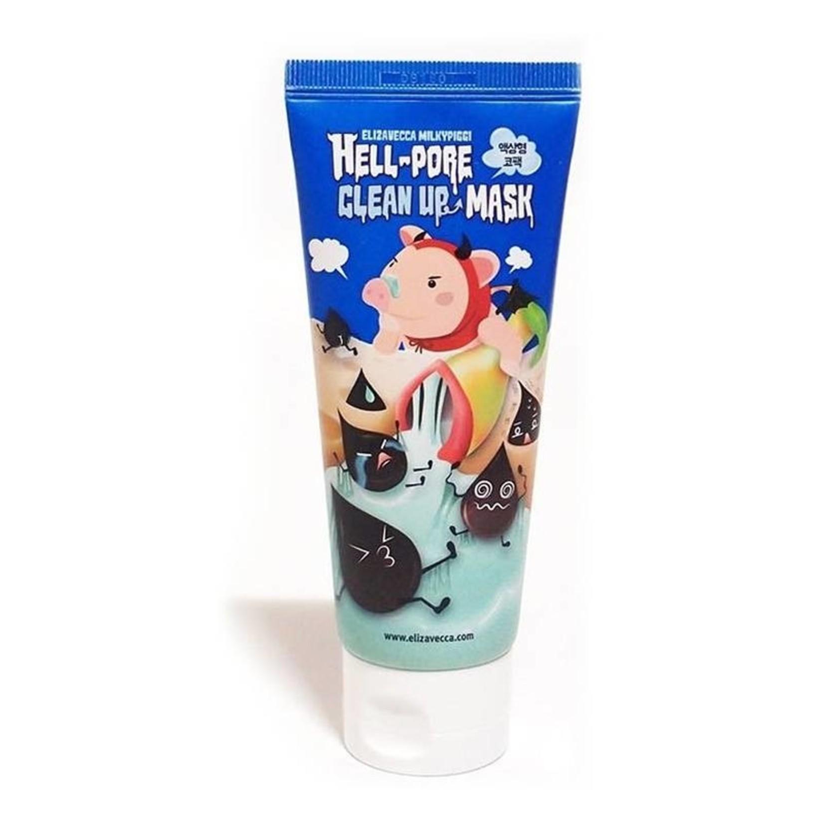Elizavecca Milky Piggy Hell Pore Clean Up Mask
