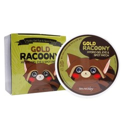 Gold Racoony Hydro Gel Eye & Spot Patch 90pcs