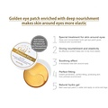 Secret Key Gold Premium First Eye Patch
