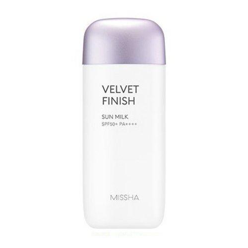 Missha All-around Safe Block Velvet Finish Sun Milk