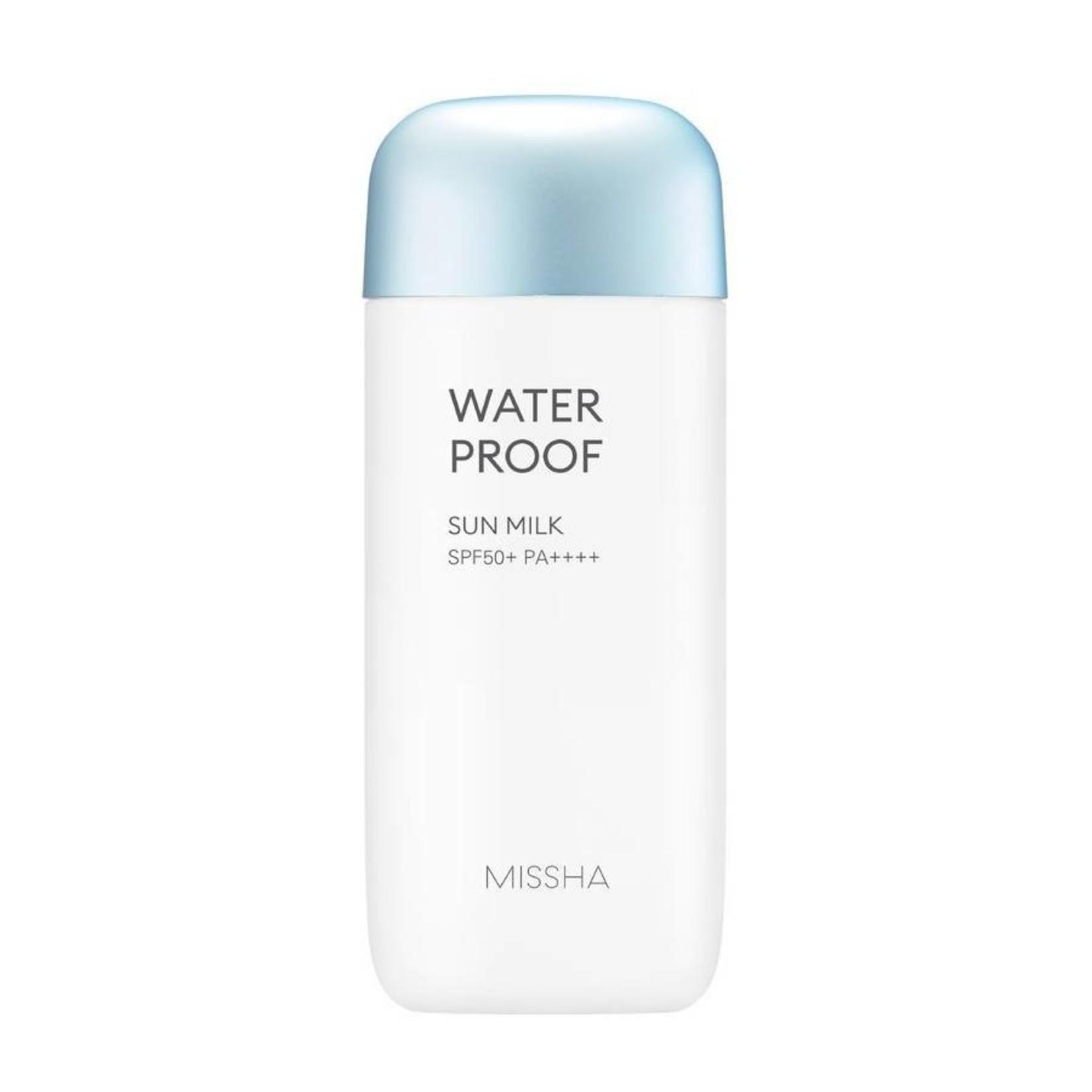 Missha All-around Safe Block Waterproof Sun Milk