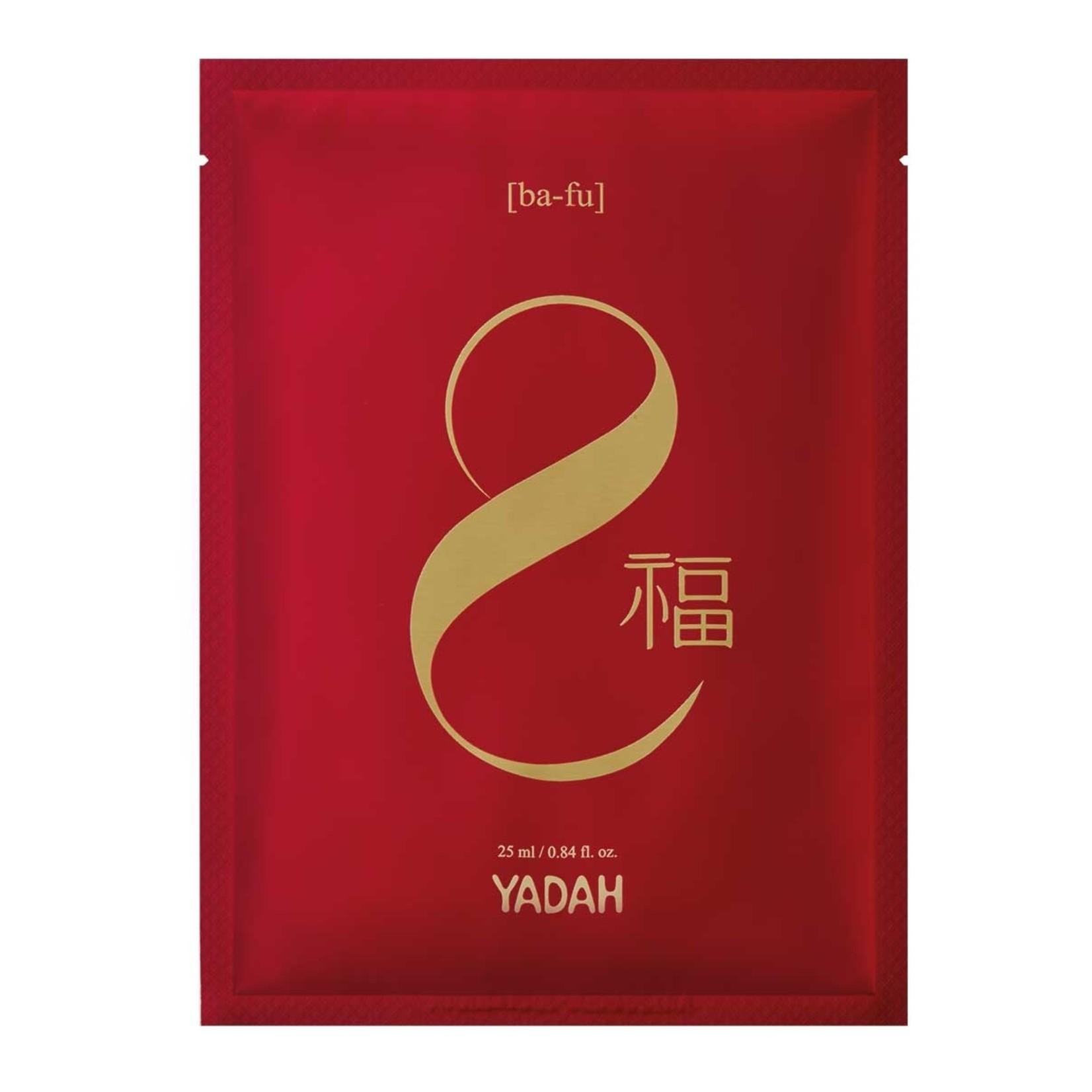 Yadah Red Heating Foil Mask 5 pcs