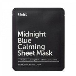 Midnight Blue Calming Sheet Mask 10 pcs