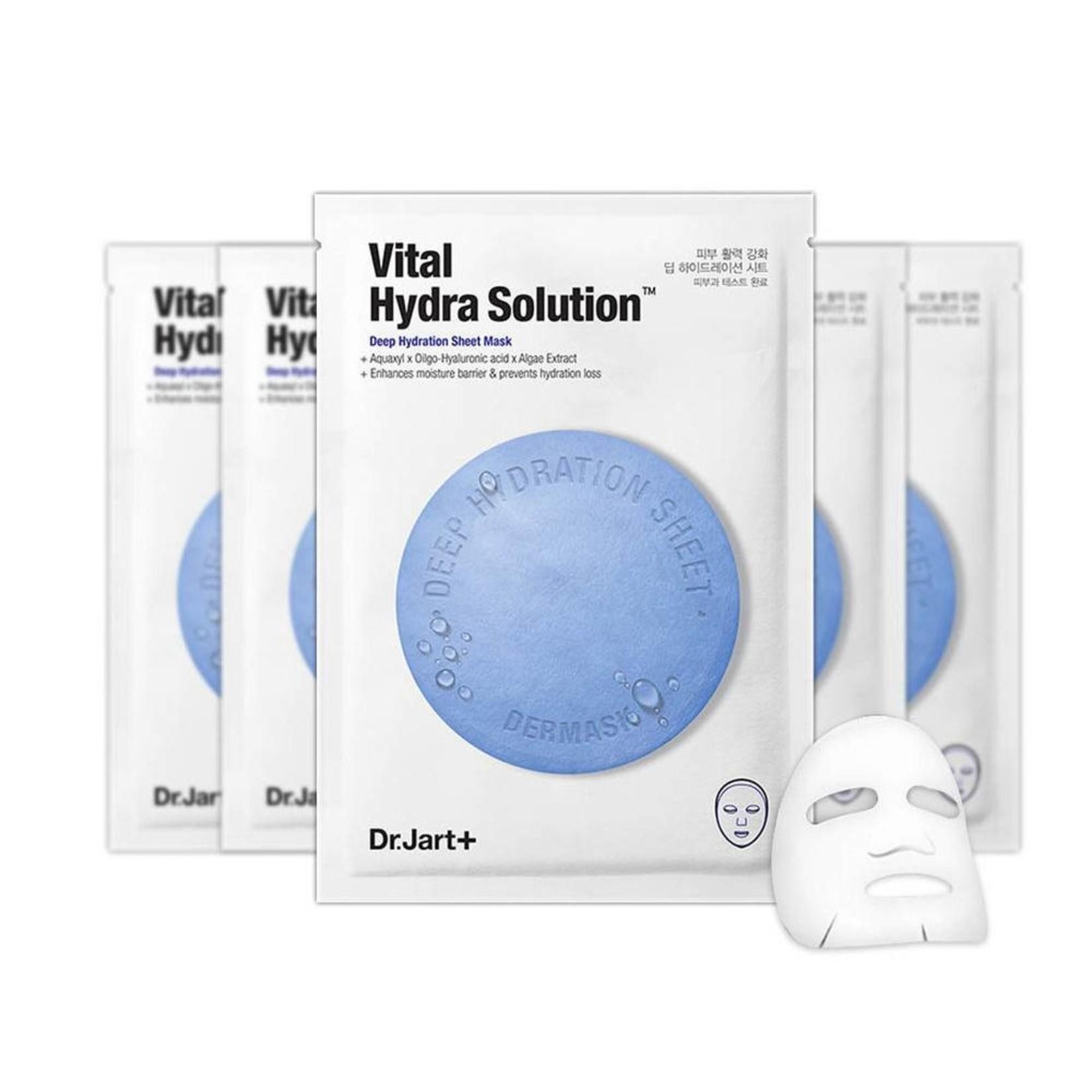 Dr. Jart+ Dermask Vital Hydra Solution Sheet Mask 5 pcs