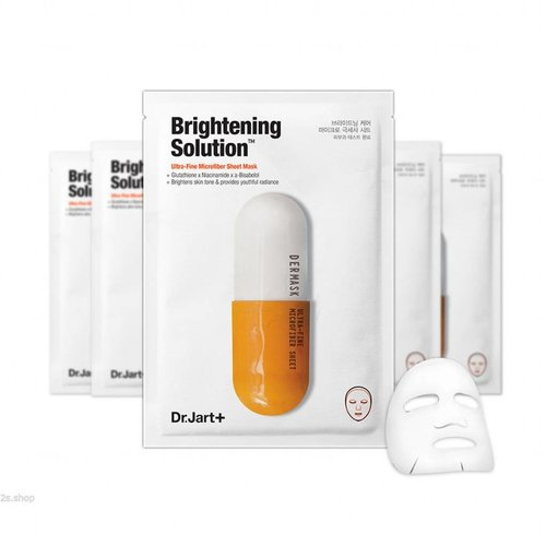 Dr. Jart+ Dermask Micro Jet Brightening Solution 5 pcs
