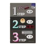 Holika Holika Pig Nose Clear Black Head 3 Step Kit Strong 10 pcs