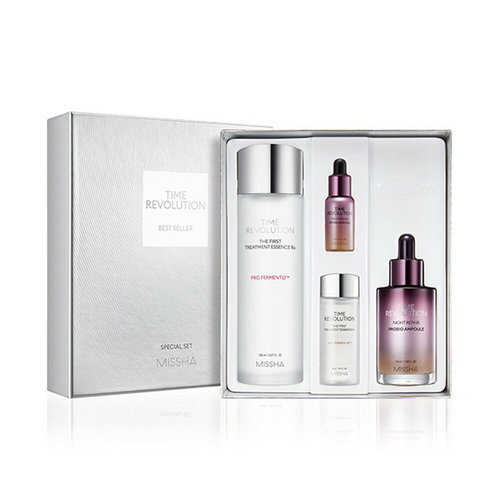 Missha Time Revolution Best Seller Special Set