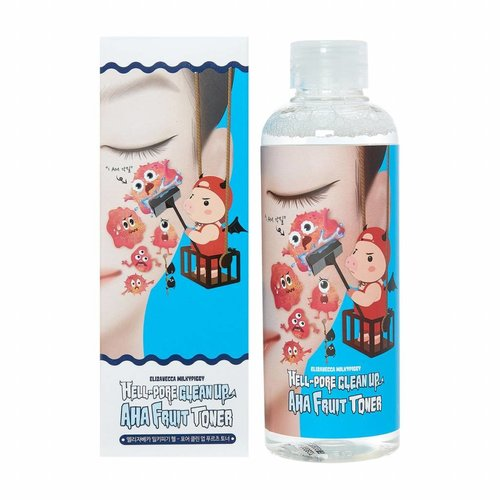 Elizavecca Milky Piggy Hell Pore Clean Up AHA Fruit Toner
