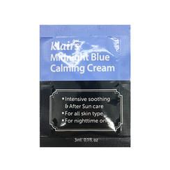 Midnight Blue Calming Cream Sample 50pcs