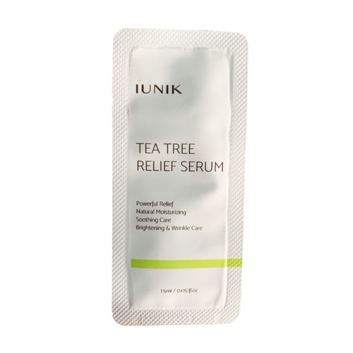 iUNIK Tea Tree Relief Serum 50pcs