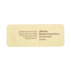 Ultimate Moisturizing Honey Overnight Mask Sample 50pcs