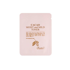 Cacao Moist and Mild Toner Sample 50pcs