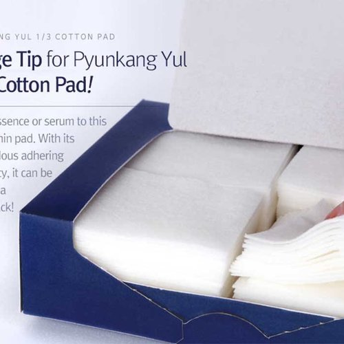 Pyunkang Yul 1/3 Cotton Pads