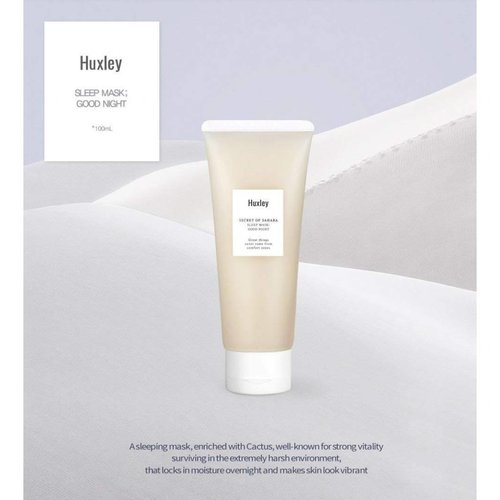 Huxley Good Night Sleeping Mask