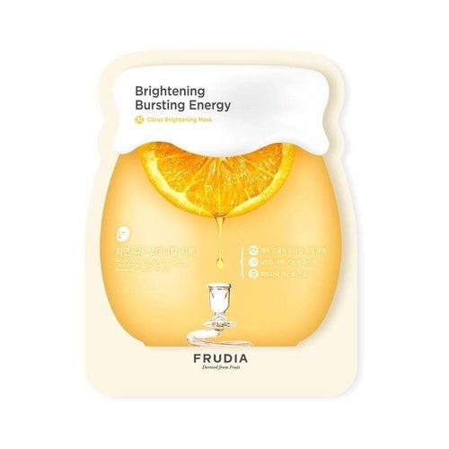 Frudia Citrus Brightening Mask 10pcs