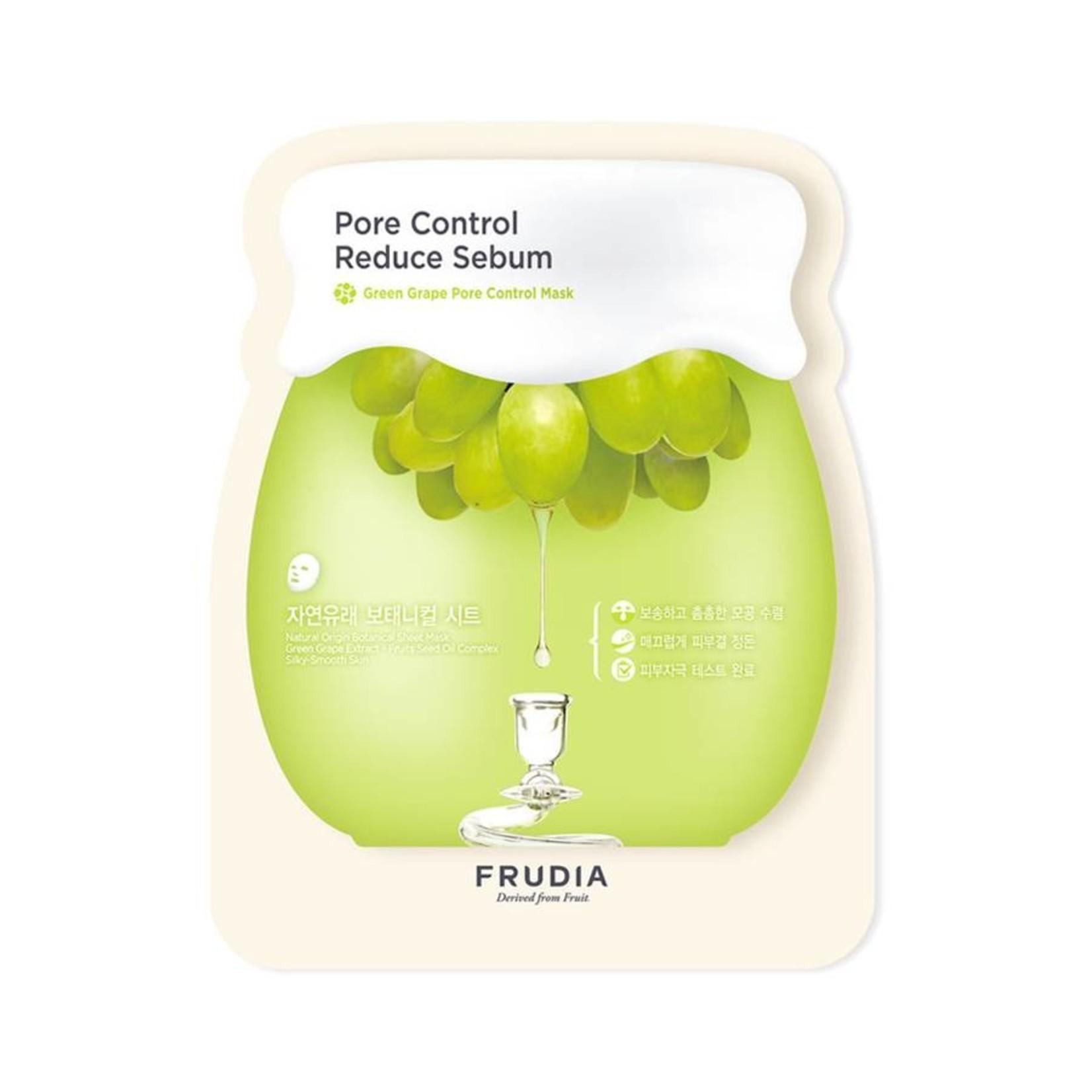 Frudia Green Grape Pore Control Mask 10pcs