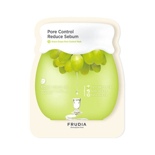 Frudia Green Grape Pore Control Mask 10pcs