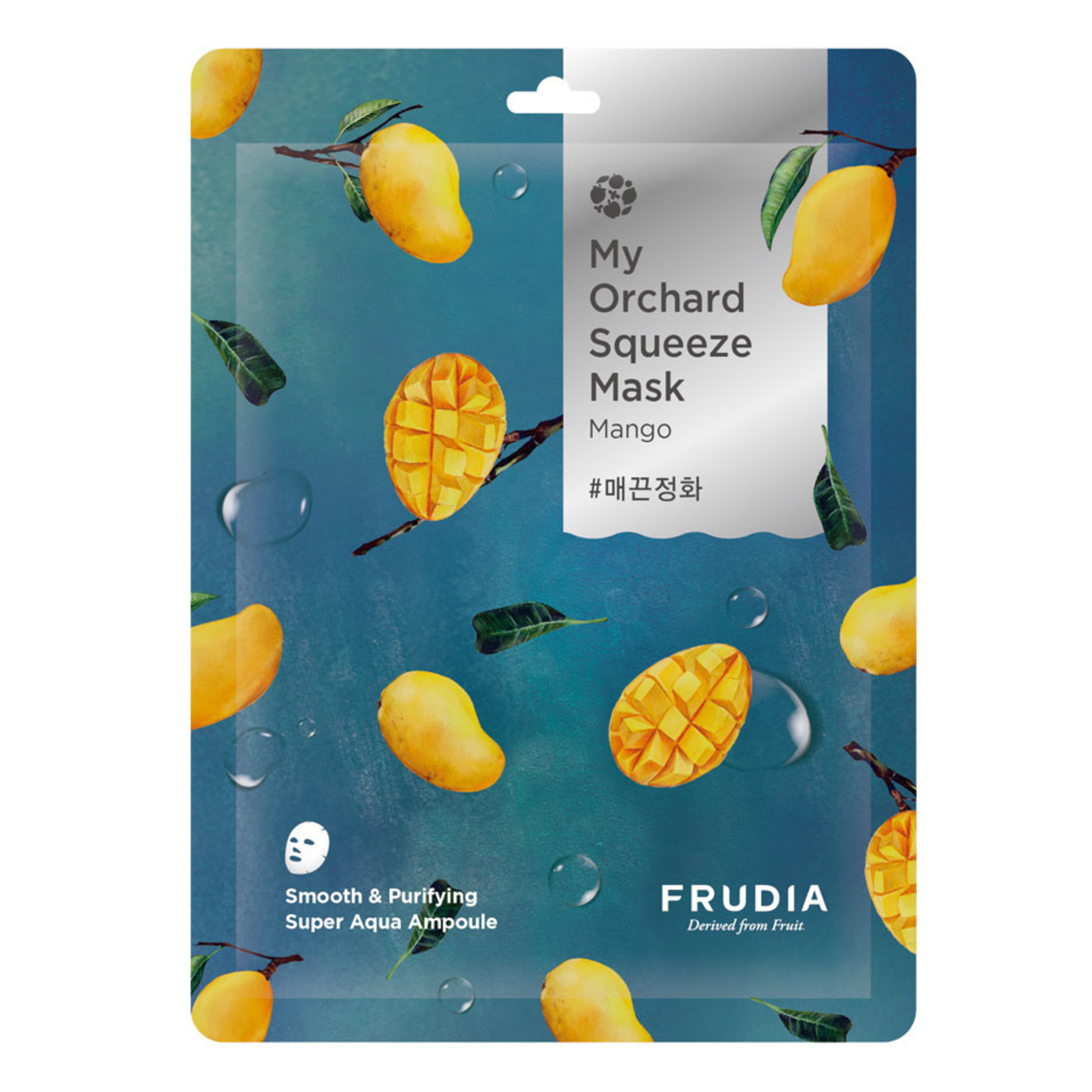 Frudia My Orchard Squeeze Mask Mango 10pcs