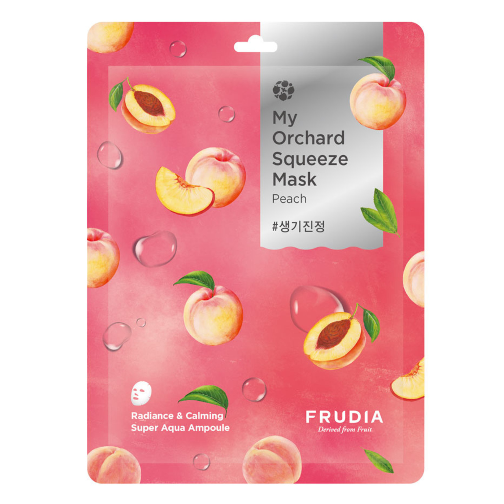Frudia My Orchard Squeeze Mask Peach 10pcs