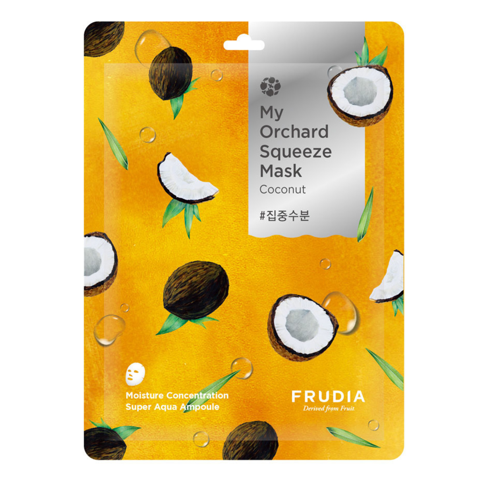 Frudia My Orchard Squeeze Mask Coconut 10pcs