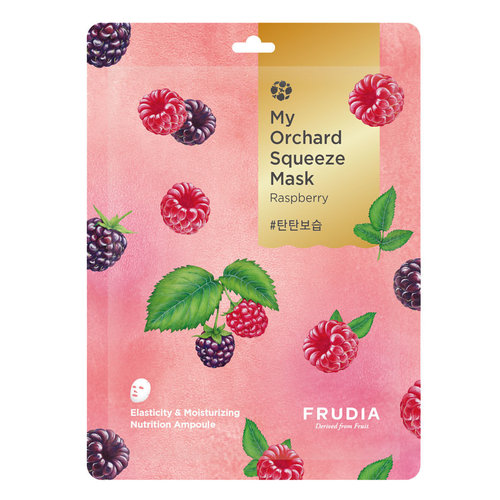 Frudia My Orchard Squeeze Mask Raspberry 10pcs