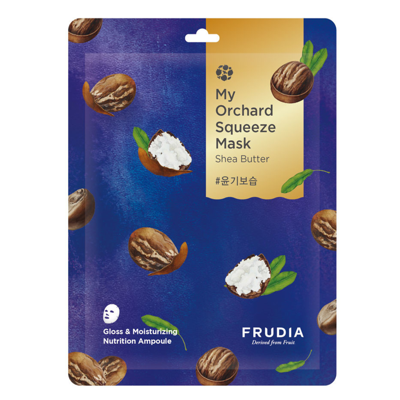 Frudia My Orchard Squeeze Mask Shea Butter 10pcs