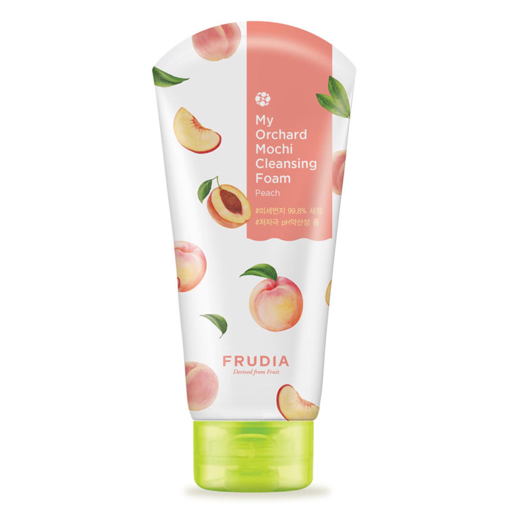 Frudia My Orchard Mochi Cleansing Foam Peach
