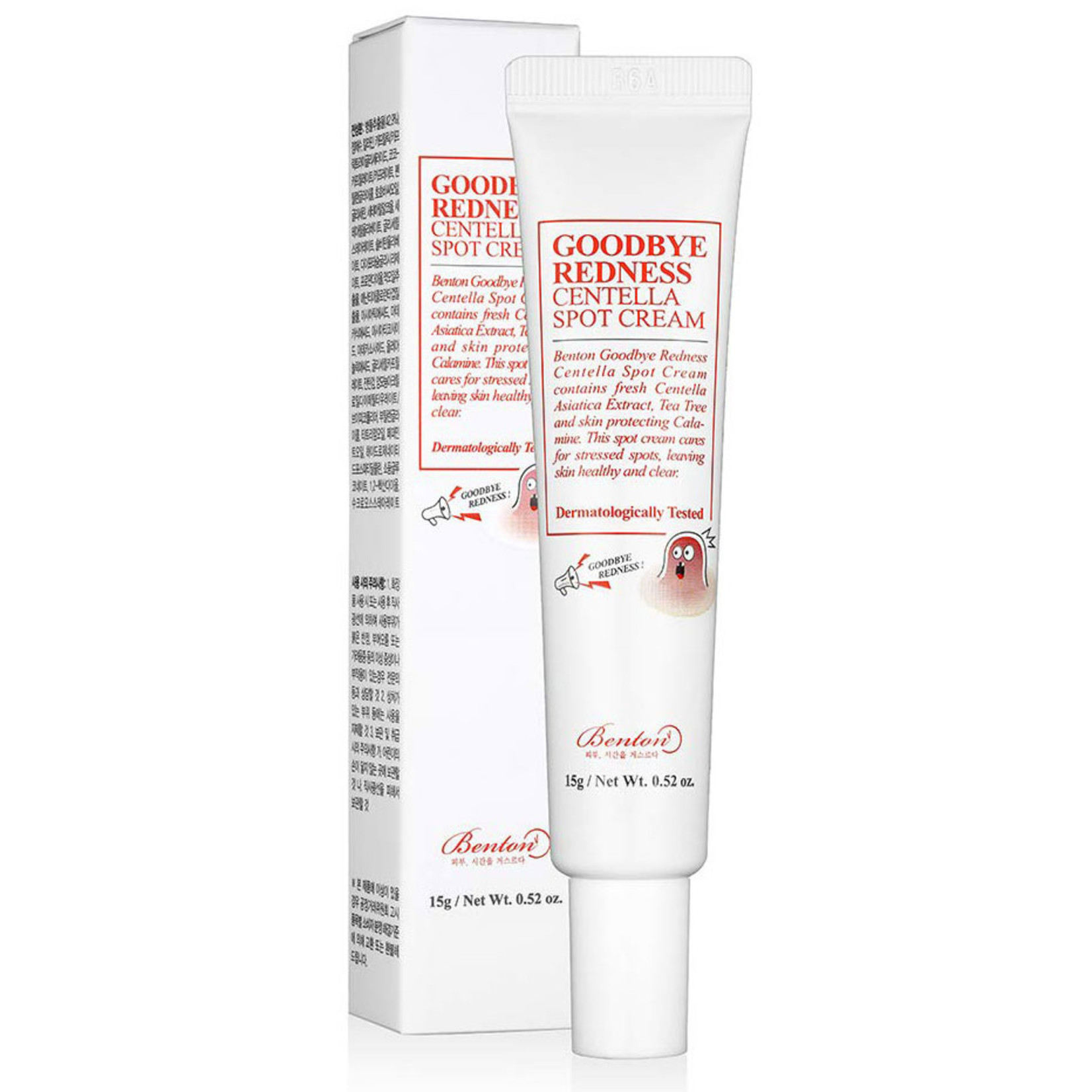 Benton Goodbye Redness Centella Spot Cream