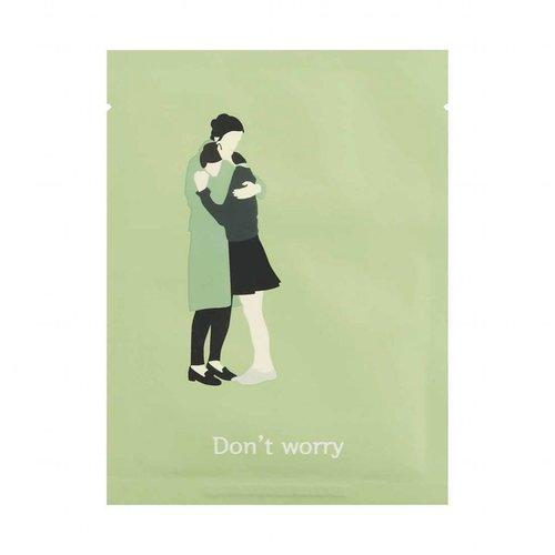 Don't Worry healing mask 10pcs