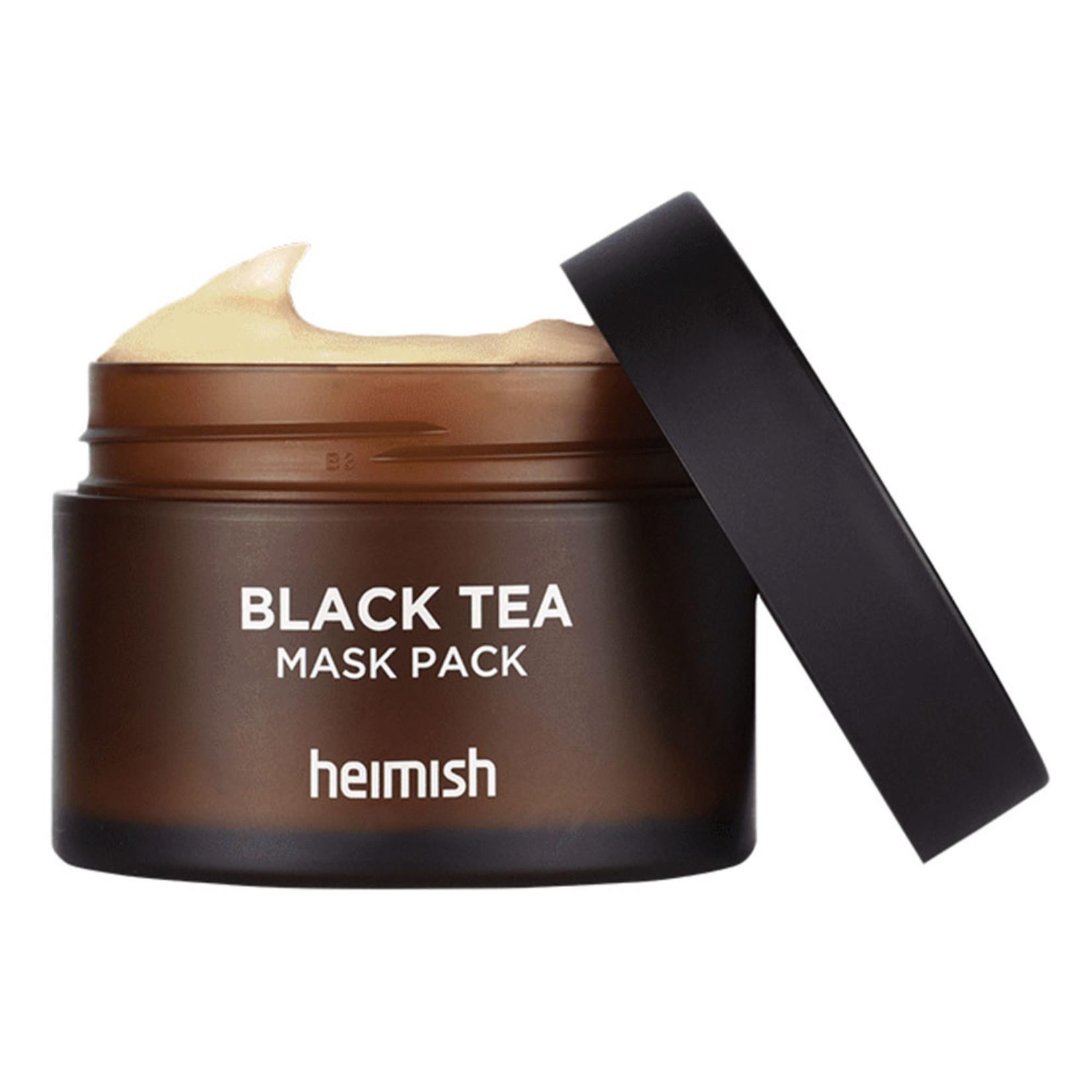 Heimish Black Tea Mask Pack
