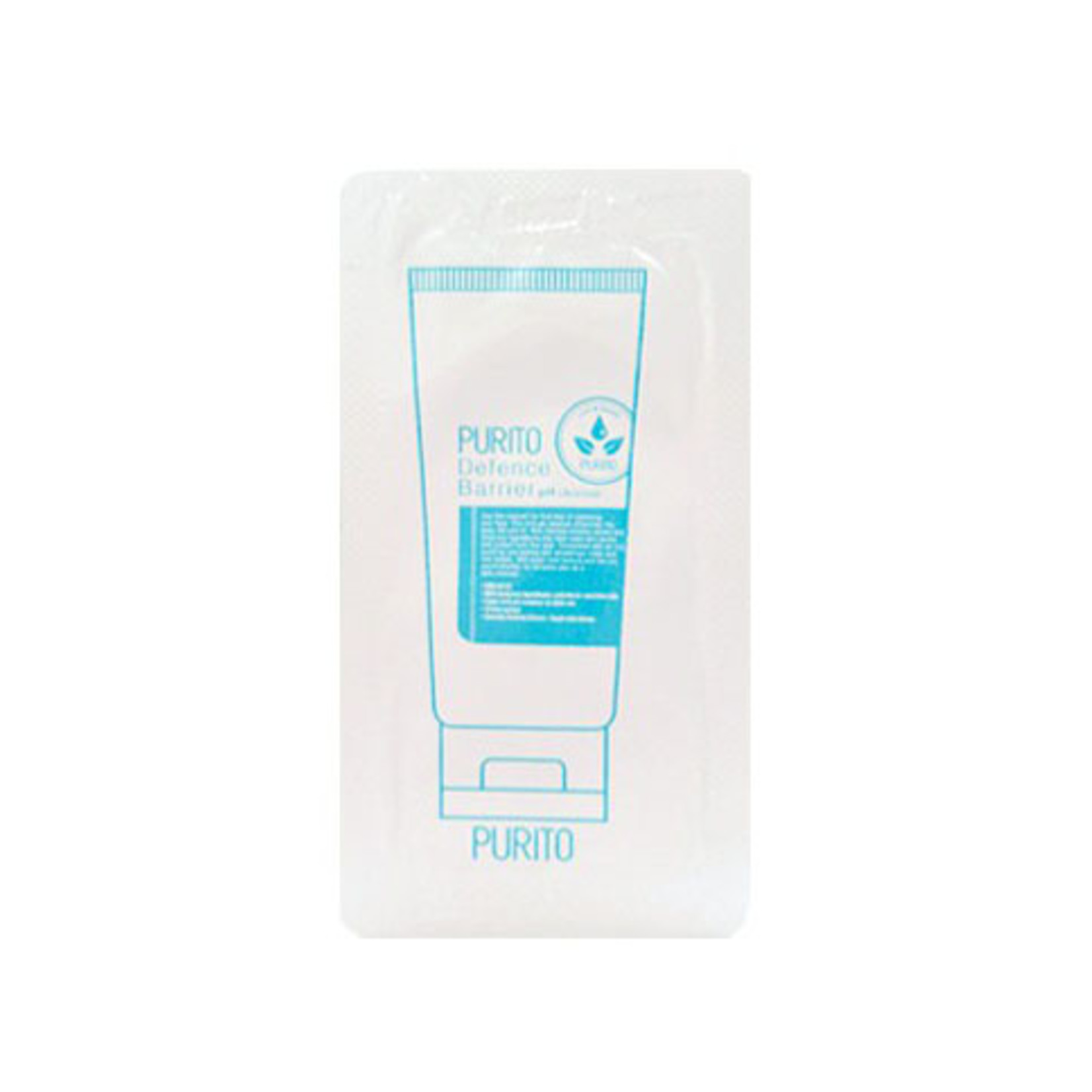 Purito Defence Barrier Ph Cleanser Sample 50pcs