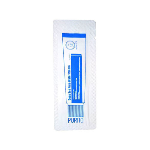 Purito Deep Sea Pure Water Cream Sample 50pcs