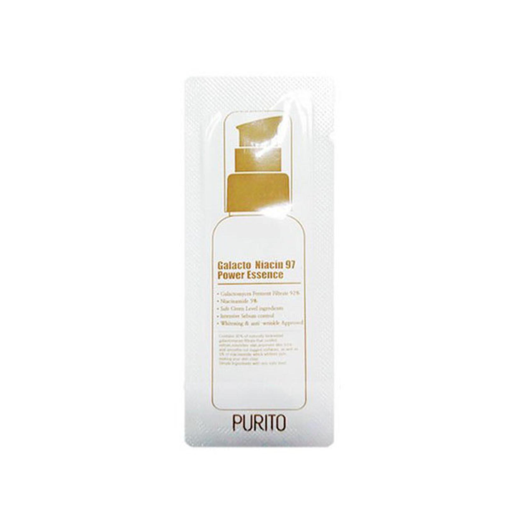 Purito Galacto Niacin 97 Power Essence Sample 50pcs