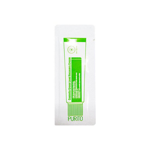 Purito Centella Green Level Recovery Cream Sample 50pcs