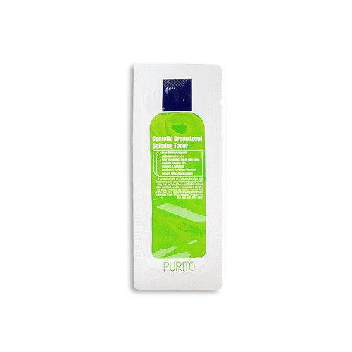 Purito Centella Green Level Calming Toner Sample 50pcs