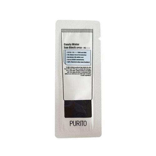 Purito Comfy Water Sun Block Sample 50pcs