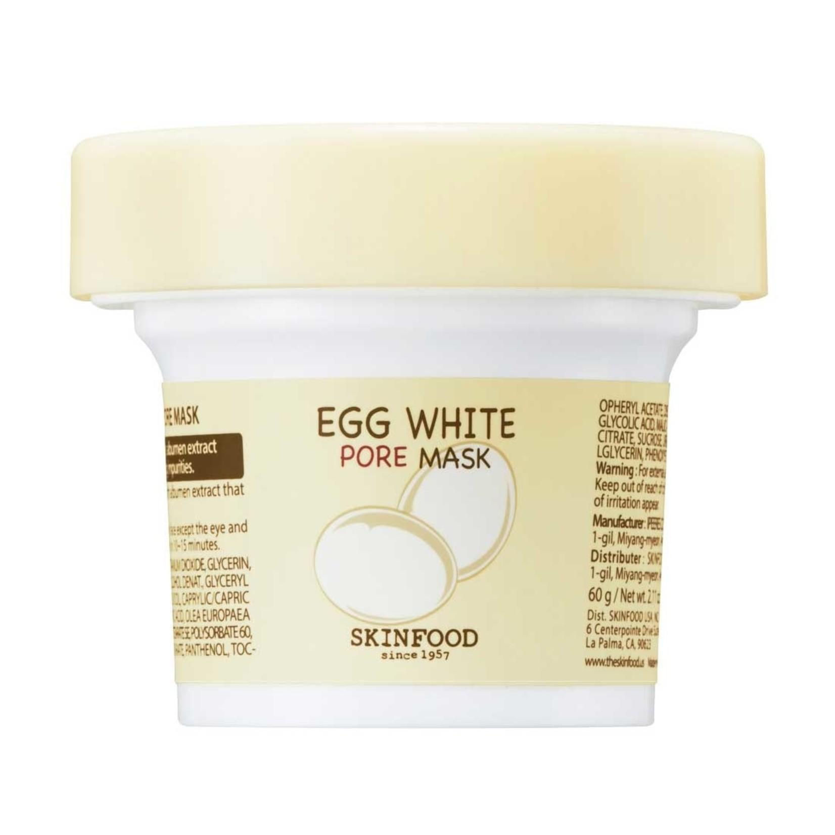 Egg White Pore Mask