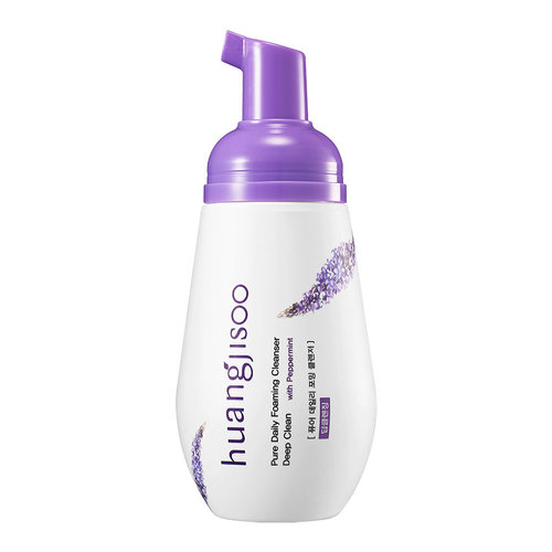 Huangjisoo Pure Daily Foaming Cleanser Deep Clean