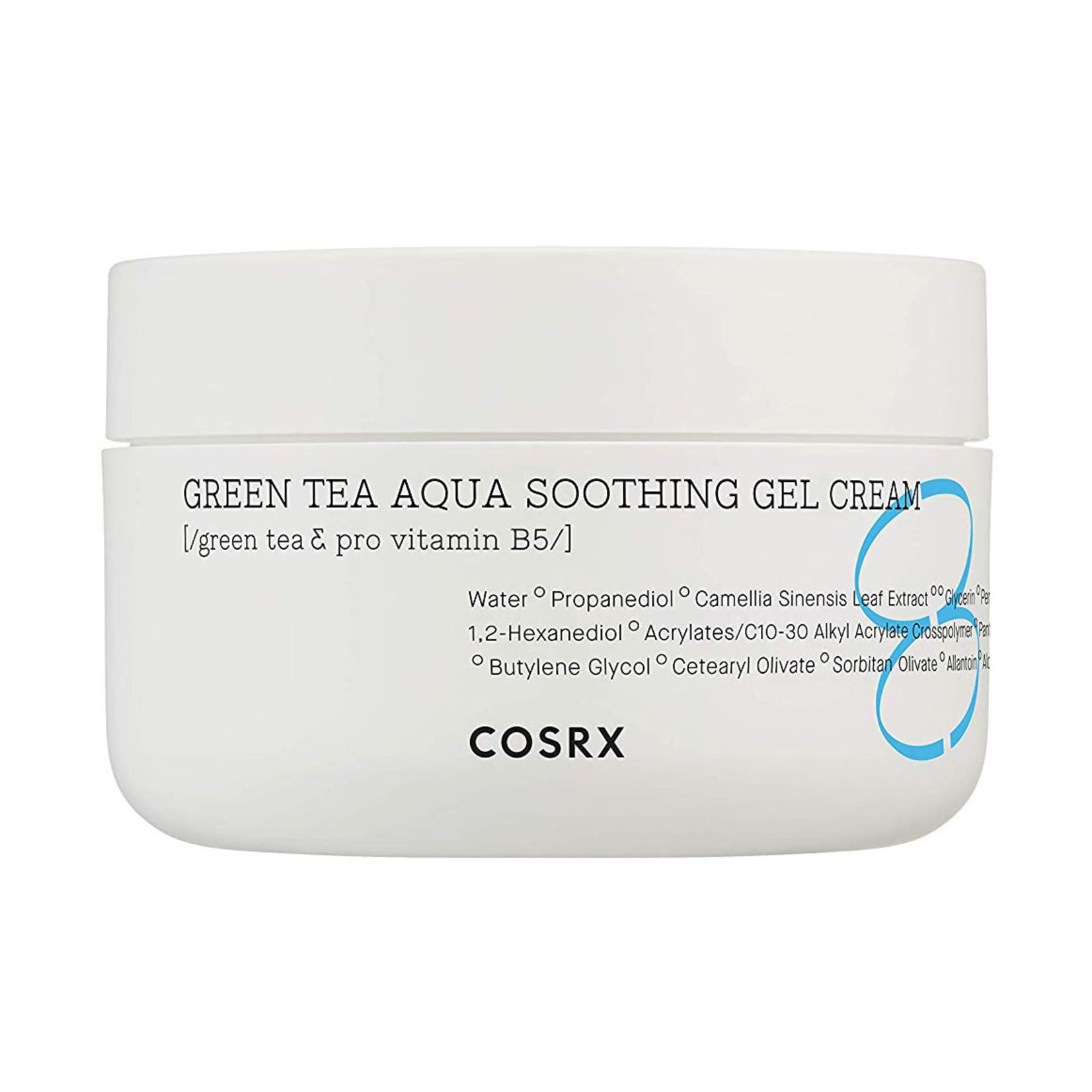 COSRX Hydrium Green Tea Aqua Soothing Gel Cream