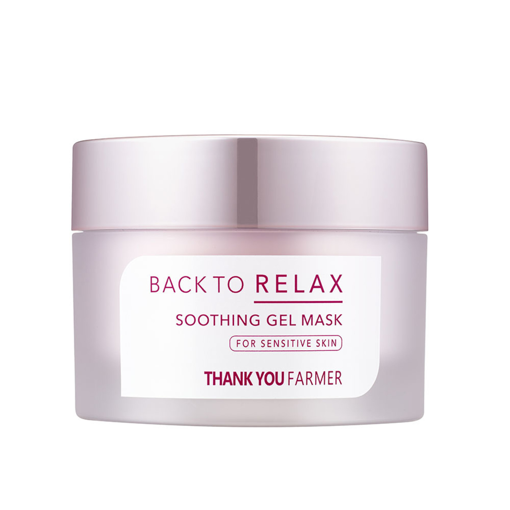 Thank You Farmer Back to Relax Soothing Gel Mask