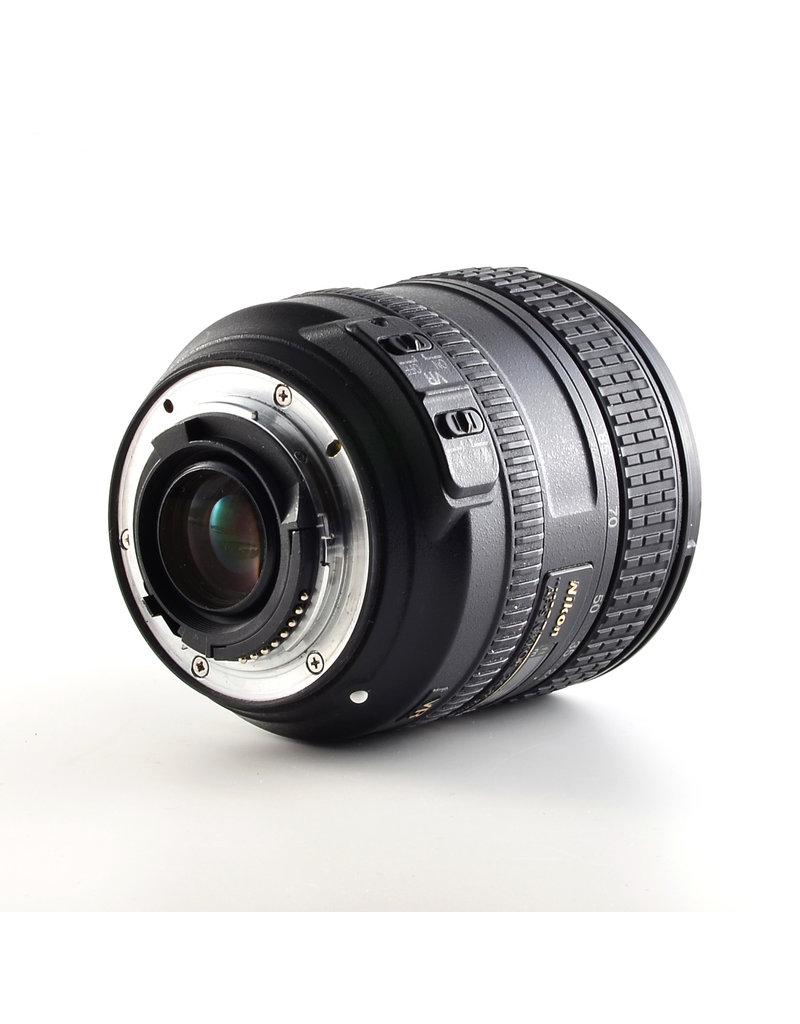 Nikon Nikon 24-85 / 3,5-5,6 G AF-S VR (Occasion)