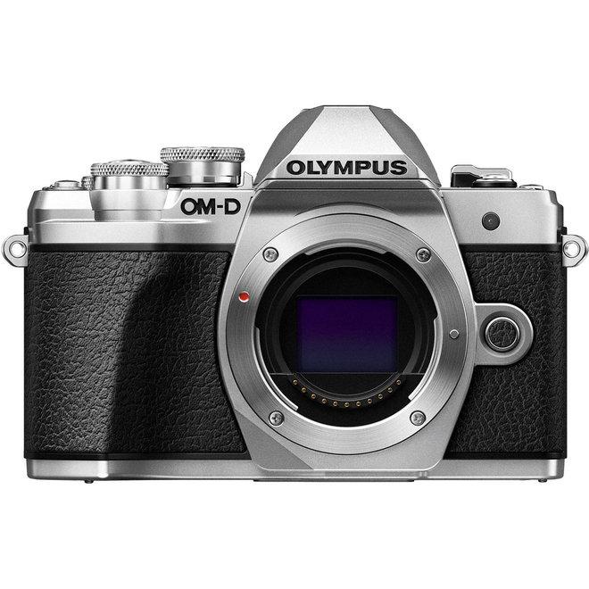 Olympus E-M10 III Silver EZ-M 12-200mm