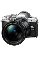 Olympus Olympus E-M10 III Silver EZ-M 12-200mm