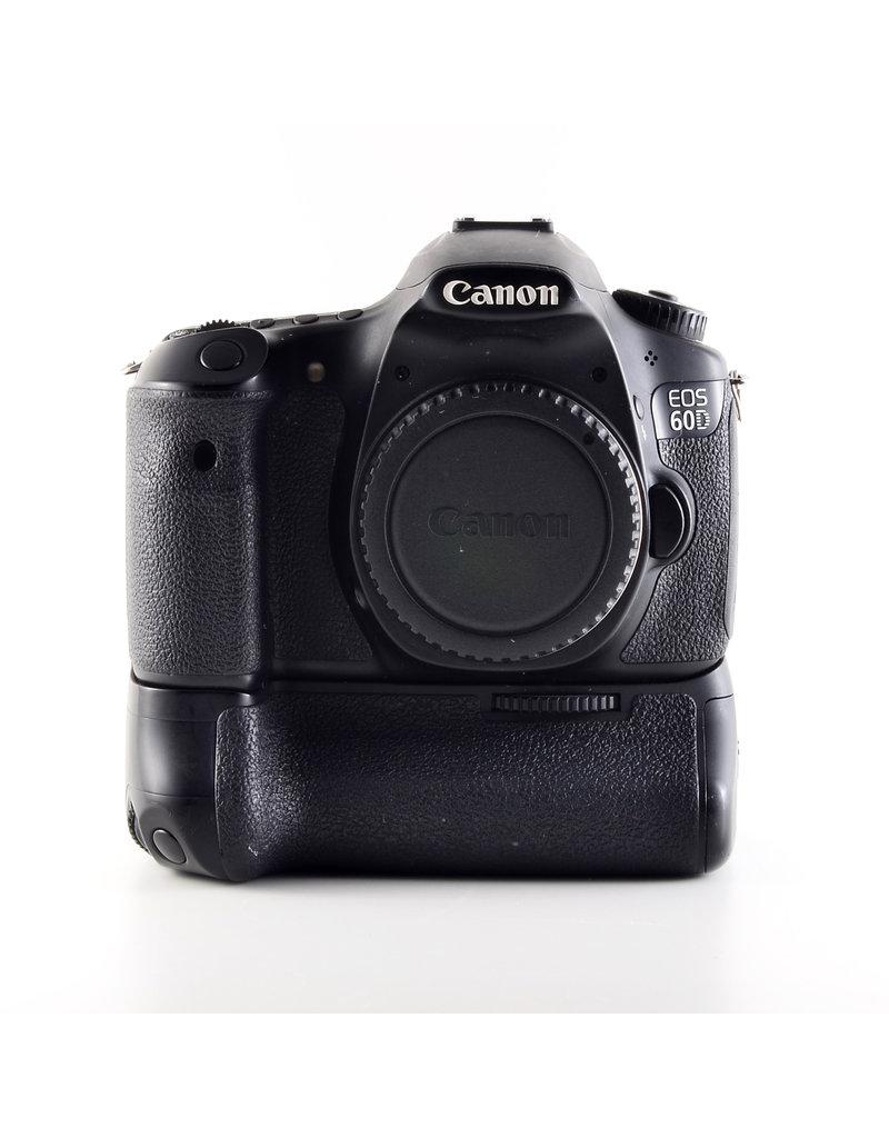 Canon Canon EOS 60D Gehäuse mit BG-E9 (Occasion)